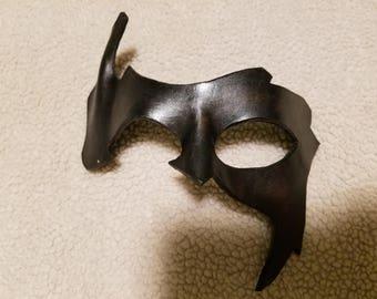 Half Elf Mask, Black