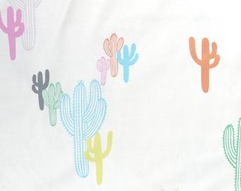 Fabric - Alexander Henry - Solo Saguaro - cotton print.