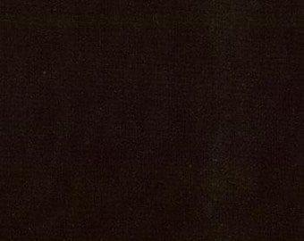 Bella Solids by Moda - Black - By the Yard 9900-99