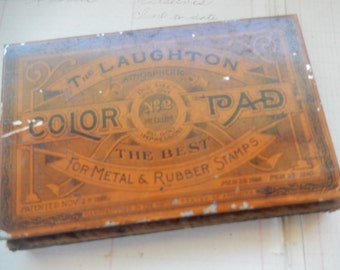 Antique Laughton Color Stamp Ink Pad