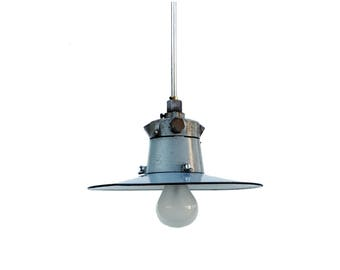 Industrial bar pendant lamp with long XXL bar