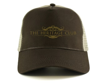 Trading Places: The Heritage Club Wings Trucker Cap