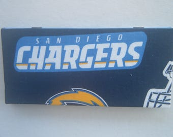 NFL San Diego Chargers Magic Wallet.