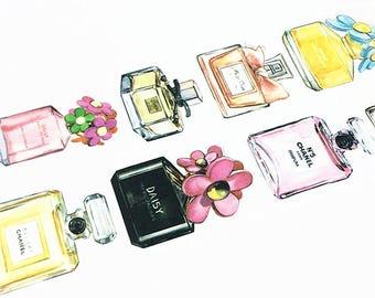 Perfume Washi Tape, Perfume Paper Tape