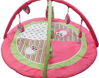 Baby Playmat and Playgym