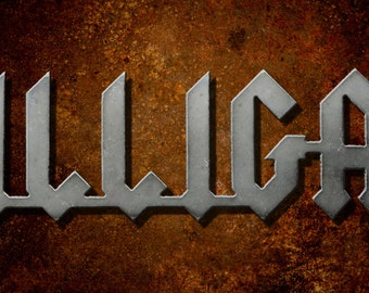 DILLIGAF Sign