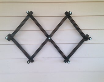 Coat and Hat Rack - Folding Drying Rack - Turn of the Century