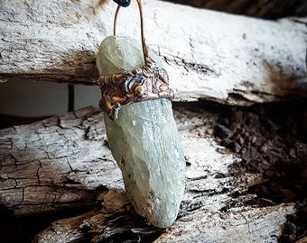 Kyanite, Raw Crystal, Australian, Ethically Sourced, Healing, Crystal Pendant, Organic, Earthy, Sacred, Magical, Empowering, Shamanic, Love