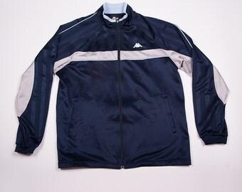 Vintage Kappa 90s Logo Tracksuit Jacket