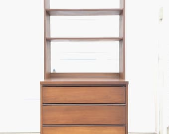 chest of drawers with bookcase top  (2 available)