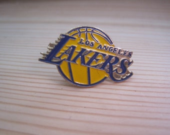 Vintage Los Angeles Lakers 1989 NBA Lapel/ Hat Pin