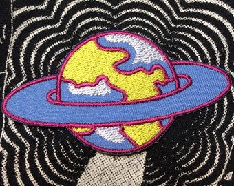 Earth Saturn patch
