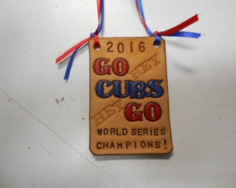 Chicago Cubs, Cubs World Series, World Series Cubs, 2016 Cubs, 2016 Chicago Cubs, Chicago Cubs Gifts, World Series 2016, Cubs Ornament