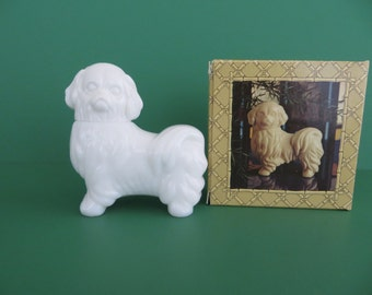 On Sale Old Avon Royal Pekinese with box
