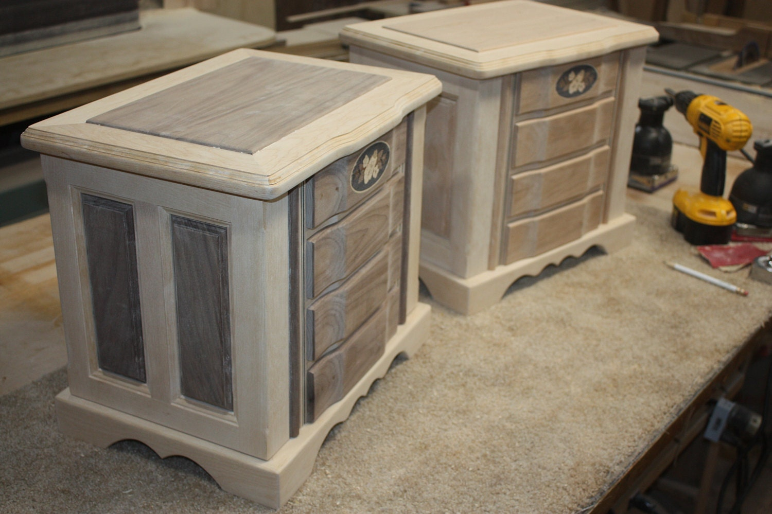 Handmade Large Jewelry Boxes