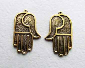 Serenity Hand Jewelry Pendant - C807-PR