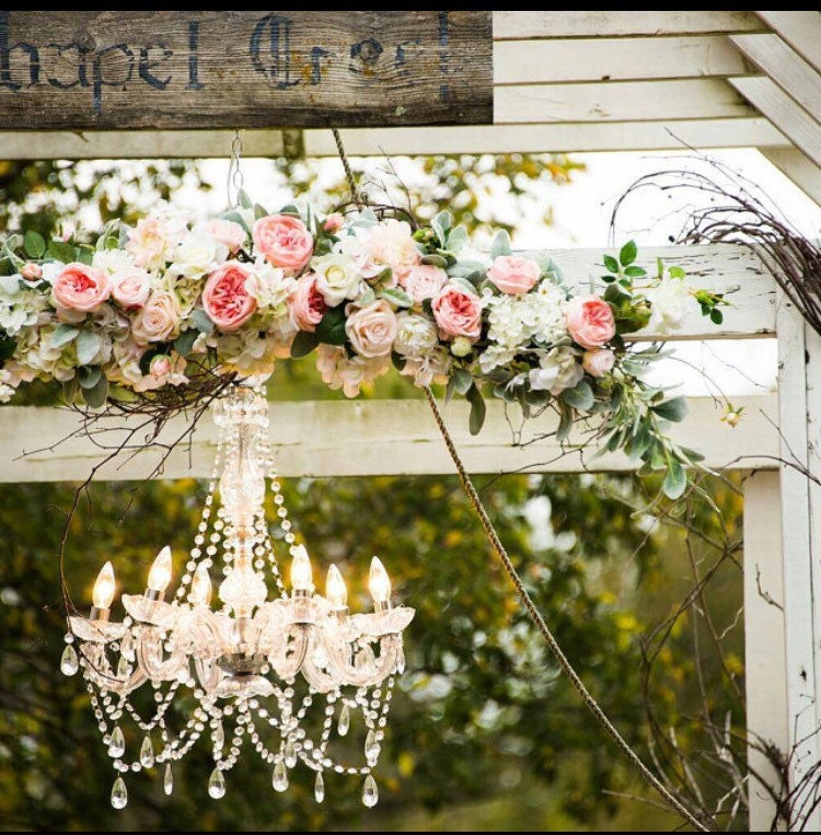Wedding Arbor Flowers: Wedding Arch Coral Arch Wedding Arch Flowers Arbor Flowers