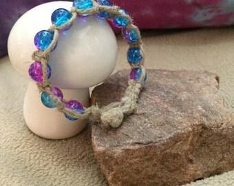 Space Beads Bracelet/Anklet