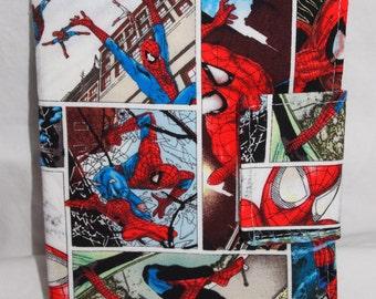 Mini Crayon Art Folio- Spiderman