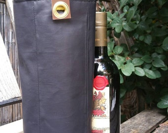 Luxe Wine gift bag