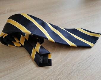 Vintage Tie Mens Necktie  Retro 90s ALTIO PURE SILK