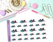 """CAN'T EVEN """"MAY"""" Doodle Paper Planner Stickers"""