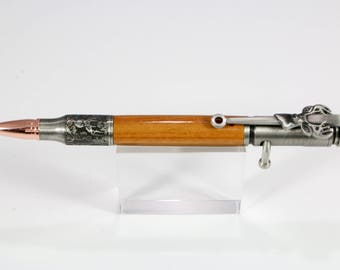 Dear Hunter Bolt Action Pen - 30 Caliber Bullet Ballpoint Pen