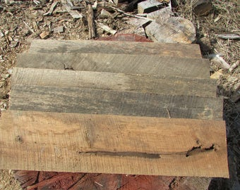 Reclaimed Oak lumber- Rough sawn
