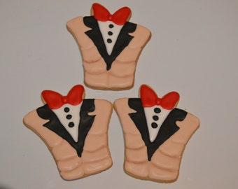 Bachelorette Party Cookie