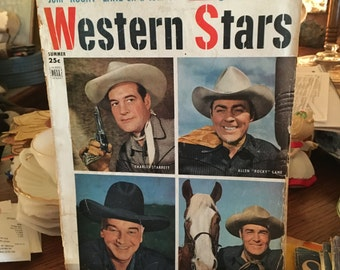 Vintage Western Stars Magazine