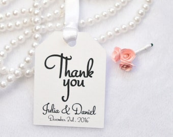 Wedding tag/ WEDDING set of 10 tags