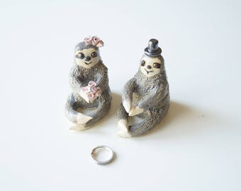 Sloth, Sloth Cake Topper, Cake Topper by Her Moments