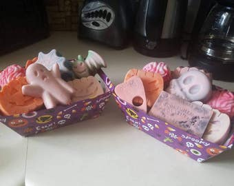 Handmade Monster Party Soap Set!!