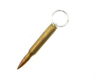 270 Winchester Brass Bullet Keychain (42-40-9493)