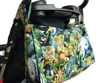 Daddy Diaper Bag -  Mens Diaper Bag - Travel Bag for Stroller - Baby Carriage Bags - Buggy Bags - Stroller Bag - Travel Diaper Bag