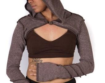 MR23 Sweater Pixie Shrug