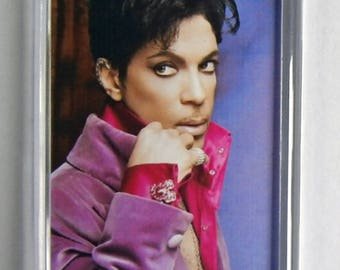 Prince 1999 lyrics Life is just a Party movie poster square fridge magnets & keyrings keychains New