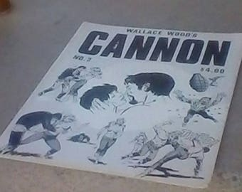 Cannon No. 2/ Adult Only