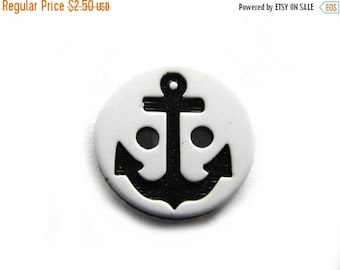 HALF PRICE 10 Anchor Buttons