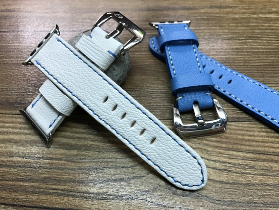 Apple Watch Band | Apple Watch Strap | Leather Watch Band | Valentines Day Watch Strap for Apple Watch 38mm & 42mm Series 1 | Series 2