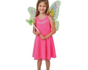 Make a wish butterfly wings!