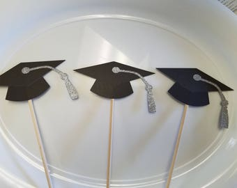 Graduation Centerpiece , graduation centerpiece 2017, Graduation party decorations, 2017 stick