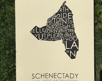 Schenectady Has Neighborhoods!