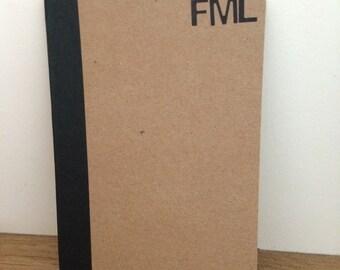 FML - Small notebooks - pocket sized
