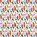 Liberty Tana Lawn, BIRDS OF PARADISE A, buy by the fat quarter/ metre, Seasonal Collection