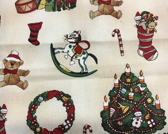 Paper Doll Christmas 30860 OOP Hard to Find Three Separate Half Yard Cuts Available Buy One Two or All Three