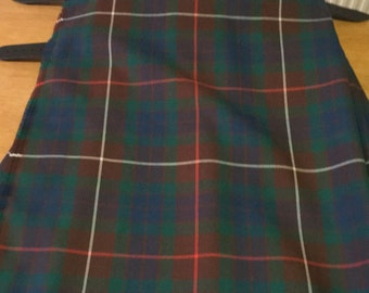 Men's hand sewn bespoke kilts