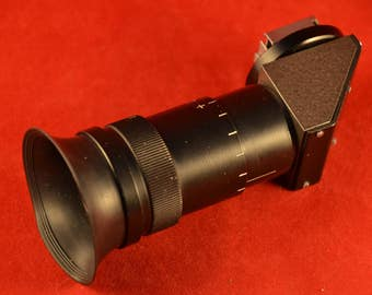 Pentacon right angel viewfinder