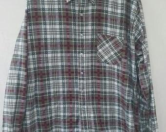 Vintage American Edition Flannel