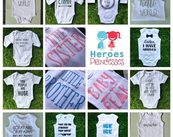 Design your own Baby Shower Pack! Choose 3 of your favorite designs and customise!
